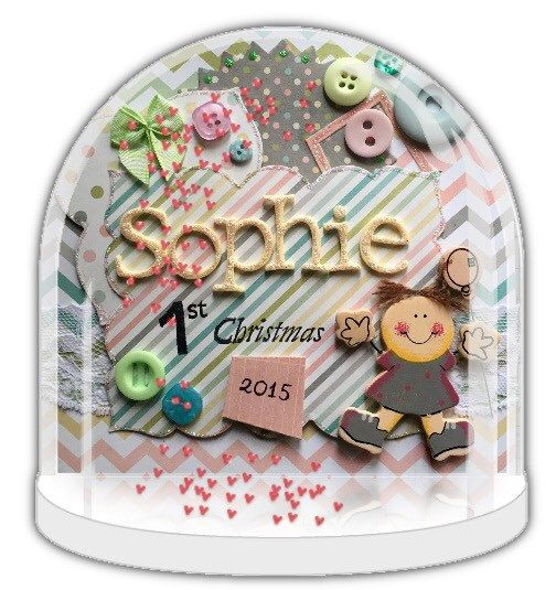 25+ legjobb ötlet a következőről: Personalised Snow Globes a ...