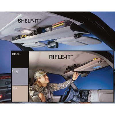 VDP Shelf-It Overhead Storage Shelf — 200 Chevy Z71, Tan, Model# SH1196