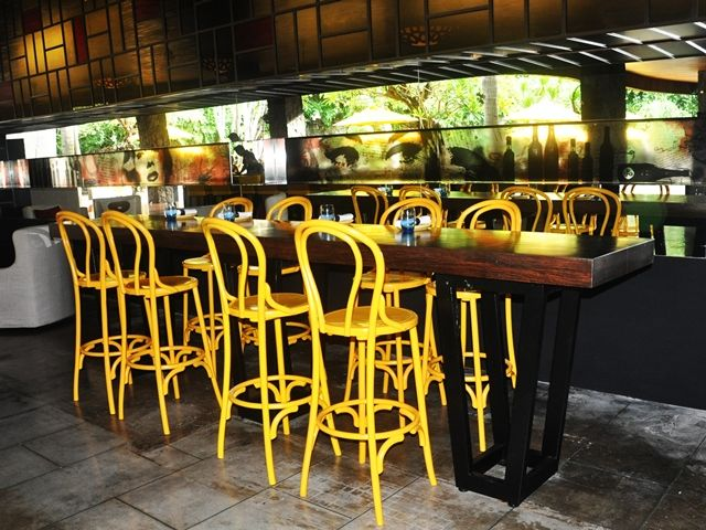 Salt Tapas, Seminyak, Bali: fine dining hotspot and good cocktails