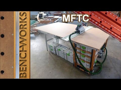 The MF-TC is a homemade tool cart, inmy workshop I have my sysportworkbench and for small job site work I designed theMFTBtool box. But when I started doing larger jobsite work helping out other woodworkers I noticed something was notright. Often working on the floor or on shabby work horses at bestdidn't feel right. So …
