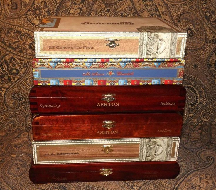 17 best images about cigar boxes projects and available for Cardboard cigar box crafts