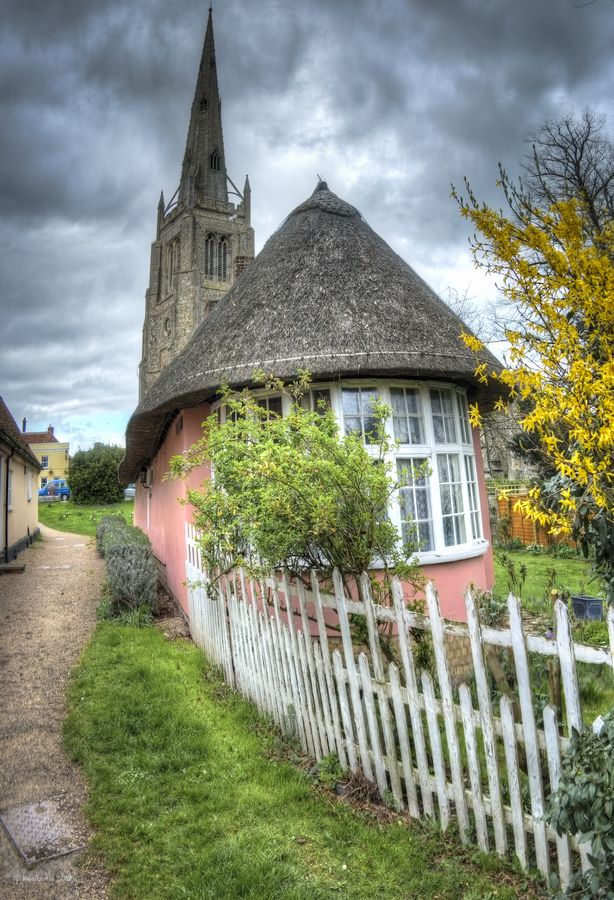 St John's, Thaxted, Essex, England