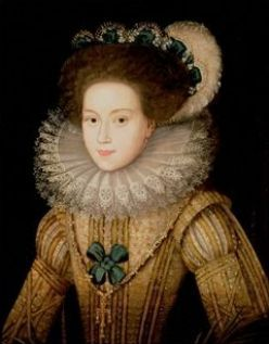 Mary Stuart became Queen of Scotland six days after she was born