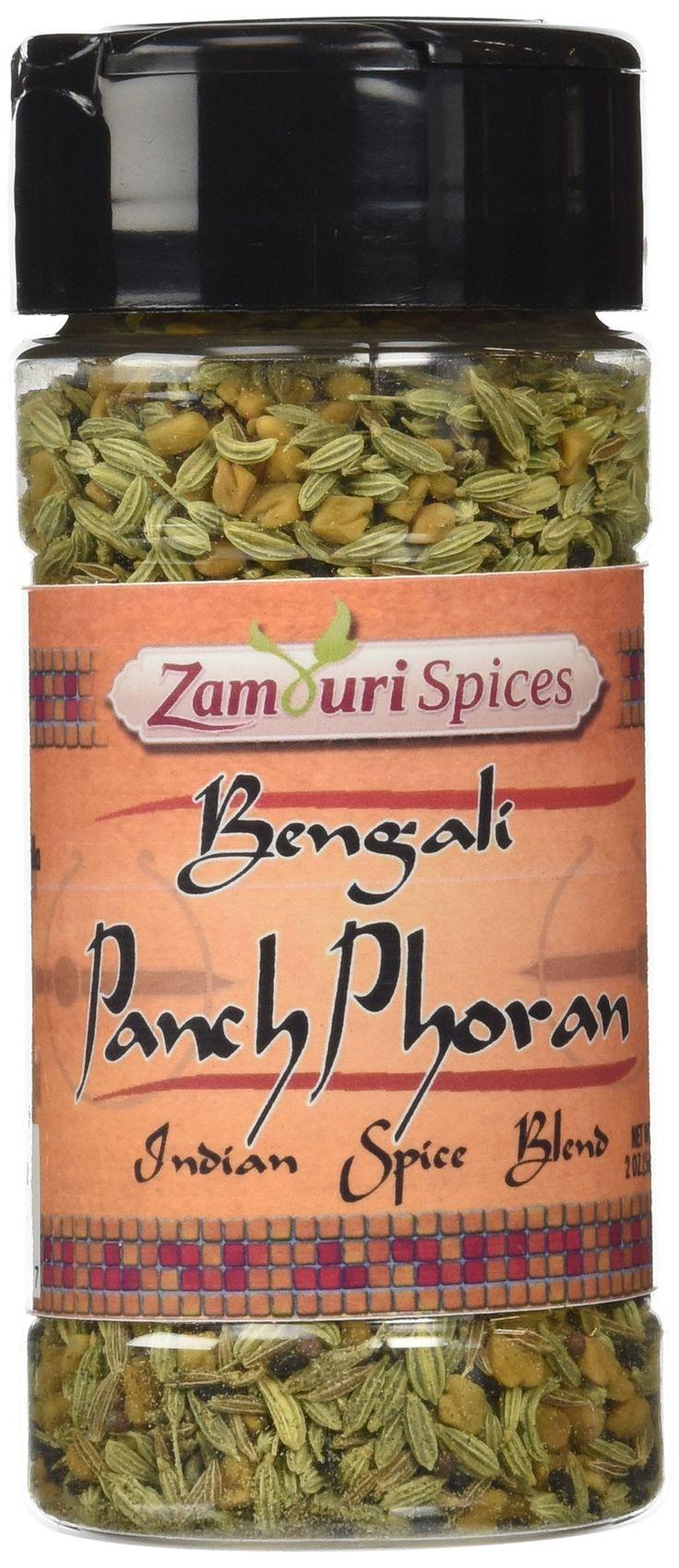 Bengali Panch Phoran 2 Oz By Zamouri Spices
