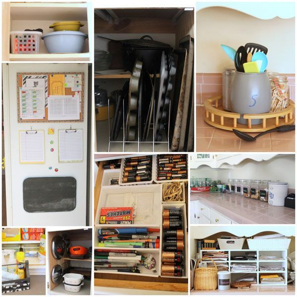 Organize Kitchen Counters: 36 Best Home Organizing Tips For Moms Images On Pinterest