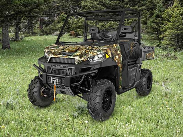 New 2016 Polaris RANGER XP 900 EPS Hunter Edition Polaris ATVs For Sale in North Carolina. 2016 Polaris RANGER XP 900 EPS Hunter Edition Polaris Pursuit Camo, 2016 Polaris® RANGER XP® 900 EPS Hunter Edition Polaris Pursuit® Camo Features may include: Hardest Working Features The ProStar® Engine Advantage The RANGER XP 900 ProStar® engine is purpose built, tuned and designed alongside the vehicle resulting in an optimal balance of smooth, reliable power. The ProStar® XP 900 engine was…