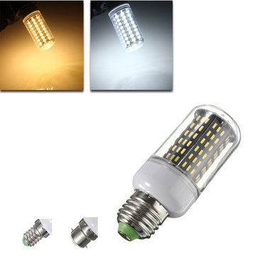 Only US$3.99, buy best E14/B22/E27 LED Bulb 9W SMD 4014 138 900LM Pure White/Warm White Corn Light Lamp AC 220V sale online store at wholesale price.US/EU warehouse.