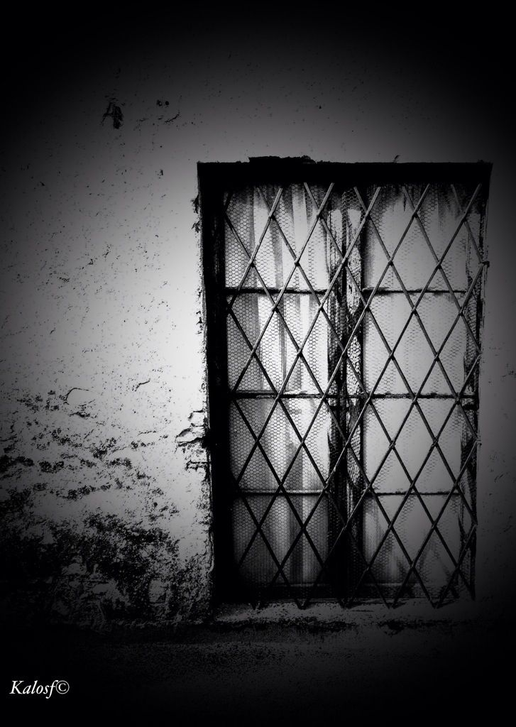 Una finestra chiusa, sarà solo una finestra chiusa