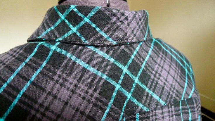 Grainline Archer Shirt Collar Mistake