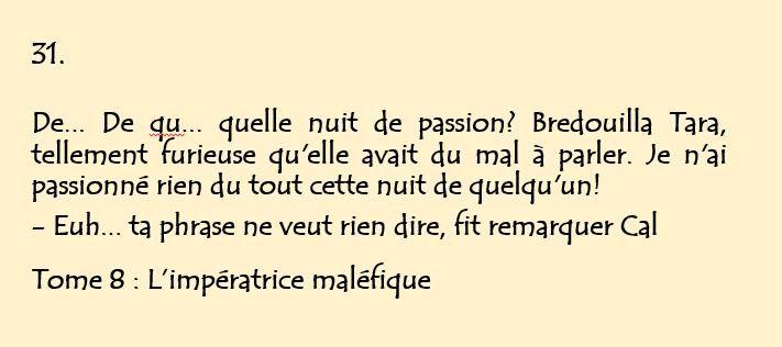 citation de tara duncan de sophie audouin-mamikonian Tumblr de miss-sortcelière-taraddict