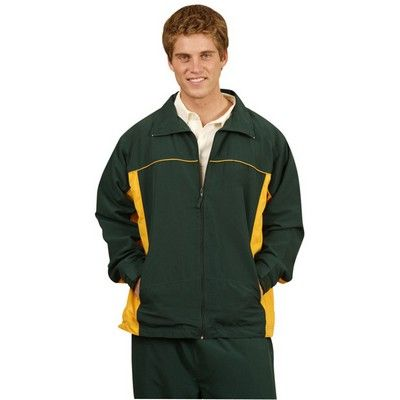 Unisex Promotional Sport Tracksuit Min 25 - Clothing - Sports Uniforms - Teamwear Tracksuits - WS-JK081 - Best Value Promotional items including Promotional Merchandise, Printed T shirts, Promotional Mugs, Promotional Clothing and Corporate Gifts from PROMOSXCHAGE - Melbourne, Sydney, Brisbane - Call 1800 PROMOS (776 667)