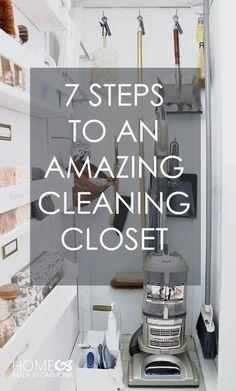 25 Best Ideas About Vacuum Cleaner Storage On Pinterest