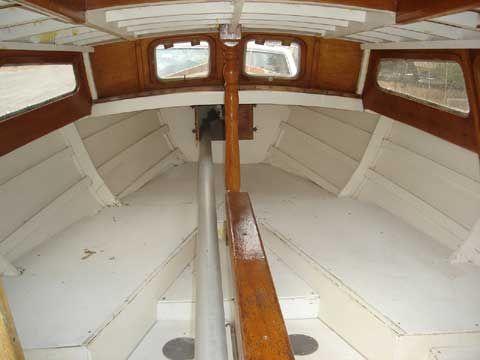 Hartley 16 Sailboat Interior Sailboats Amp Airstreams