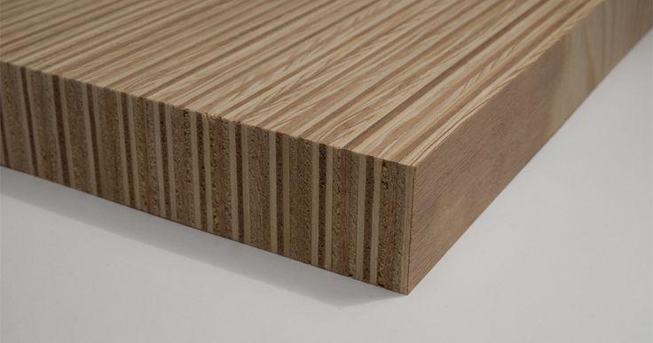 Plexwood 174 Solid Sheet From Edge Grain Ply Cross Laminated