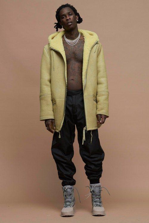 young thug , Yeezy Season 3                                                                                                                                                                                 More