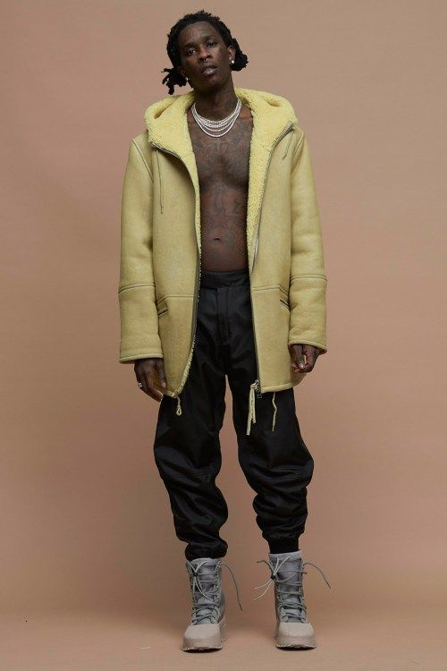 young thug , Yeezy Season 3                                                                                                                                                                                 More