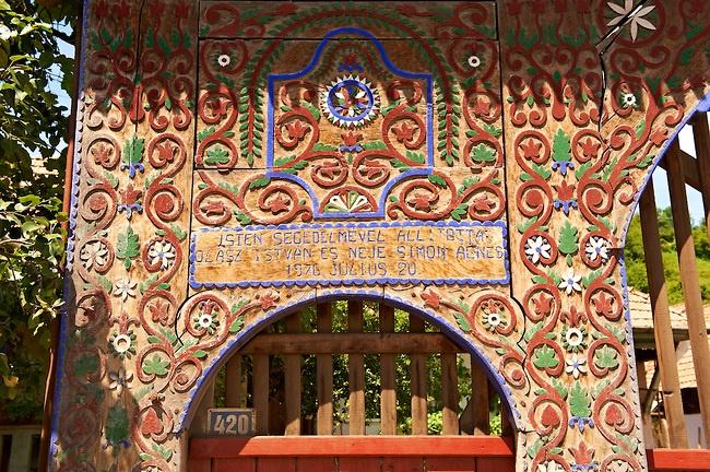 Szekely gate -