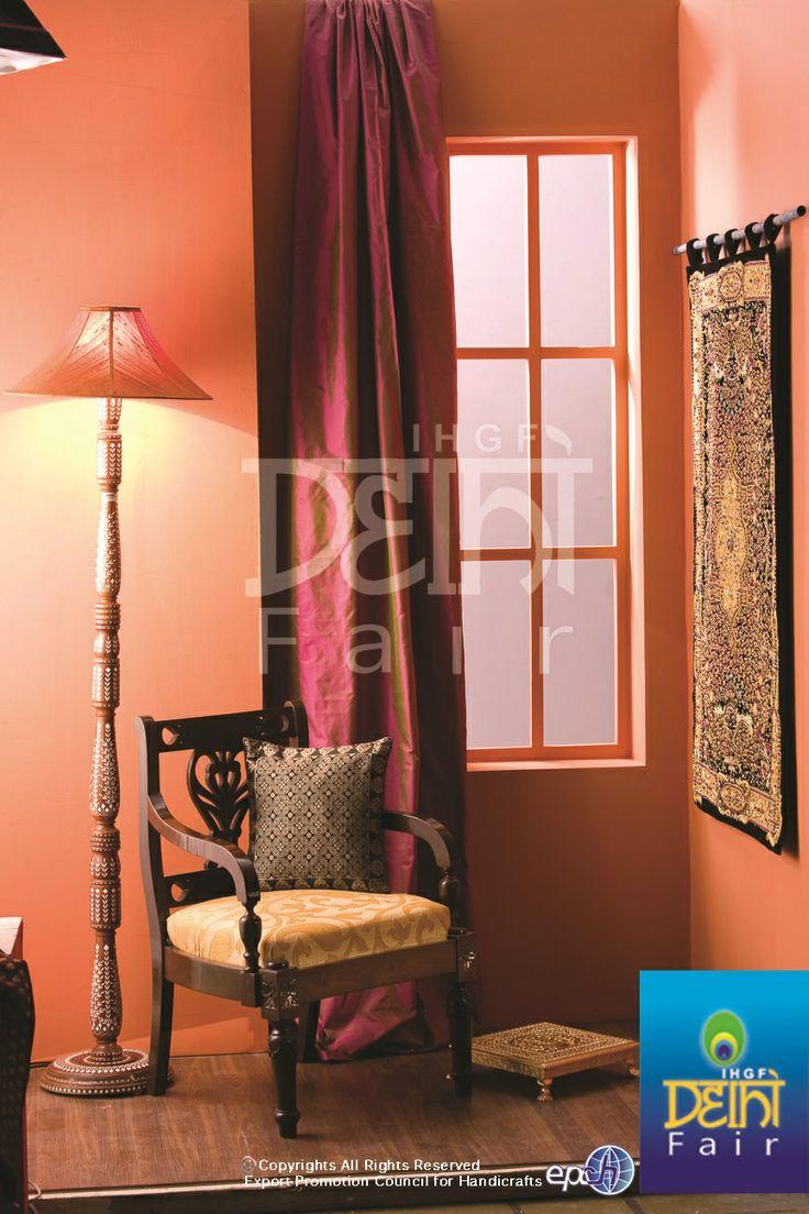 #Sourcing #Homedecor & #Furnishing at IHGF Delhi Fair, India