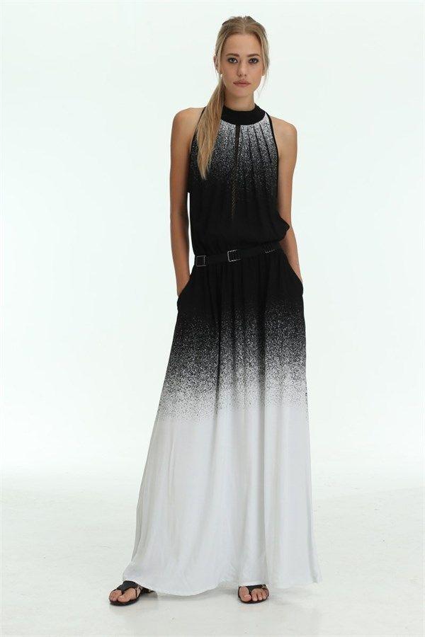 The Shanti Butterfly - Hybrid Maxi Dress