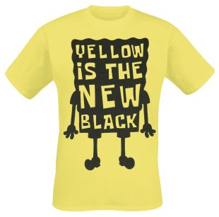 #SpongeBob – Yellow Is the New Black