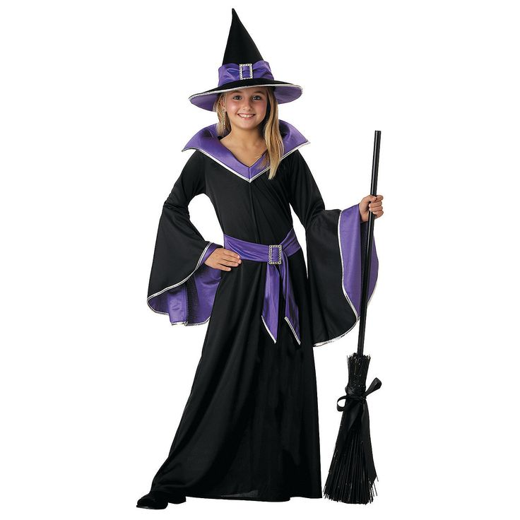 girlu0027s incantasia glamour witch costume