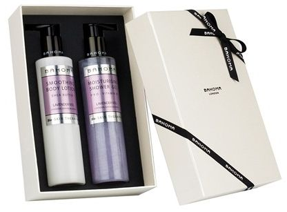 Bahoma London Lavender Veil Body Care Gift Set
