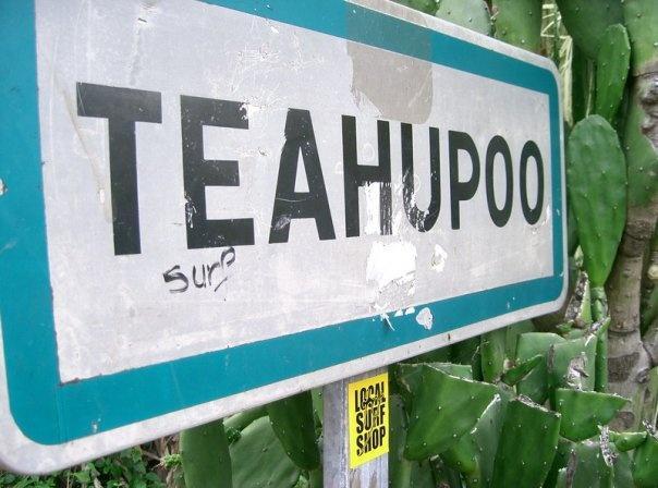 #Teahupoo