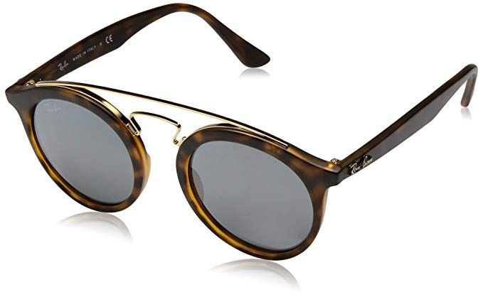 Ray Ban 0rb4256 Round Sunglasses Vintage Inspired Style Gets A Contemporary Twist For A Modern Round Sunglasses Vintage Sunglasses Sports Sunglasses