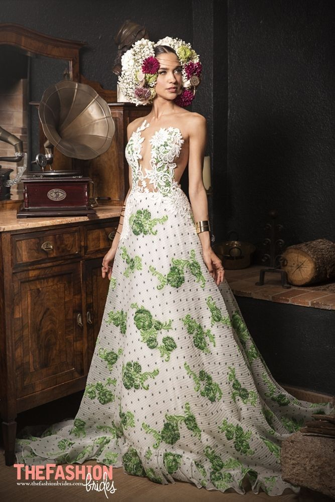 5e632e30f44 Jordi Dalmau 2019 Spring Bridal Collection