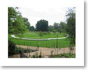 Diana Memorial Fountain in Hyde Park