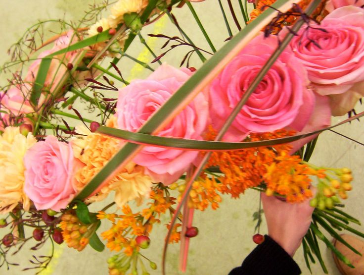 Bouquet workshop - Per Benjamin