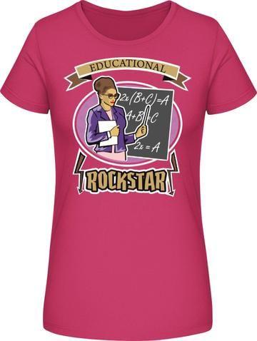81e8b8b844df Učiteľka - dámske tričko Wants