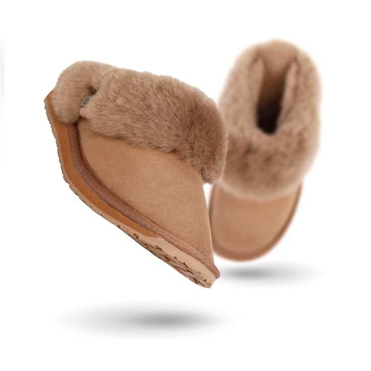 Platinum Eden Womens Sheepskin Slipper- EMU Australia