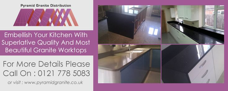 Pyramid Granite Distribution Ltd, which is a pioneer distributor of quartz and granite worktops. They carry years of expertise into beautifying kitchens all over by providing fine quality worktops to both residential as well as commercial purposes. Our customers include fabricators, kitchen fitters, building contractors, bars, restaurants, and landlords.