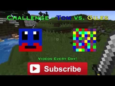 Tom vs. Giles - Channel Trailer