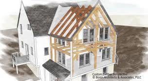 oak frame porches - Google Search