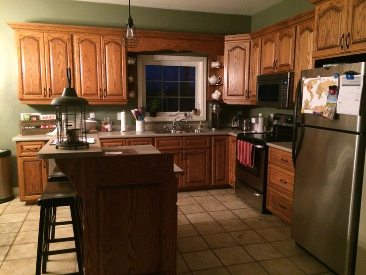 Traditional to Modern Kitchen – Before