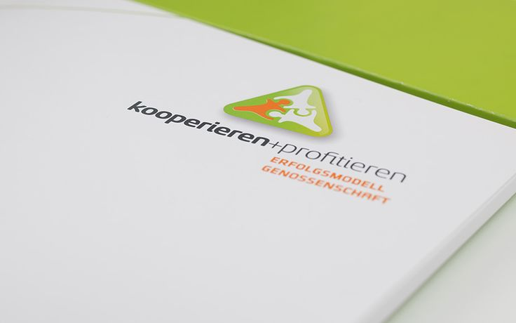 KOOPERIEREN & PROFITIEREN | Brand name, Logo Design, Corporate Design, Webdesign by Big Pen