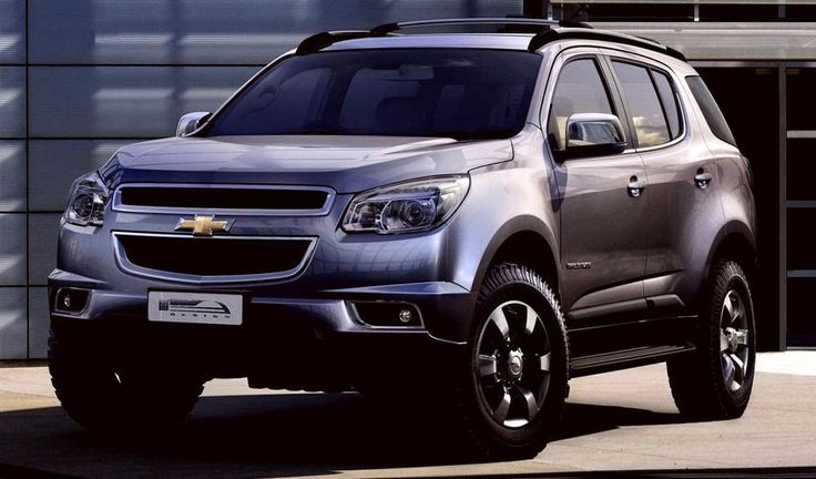 2019 Chevy Trailblazer Price, MPG, Interior, and Release ...