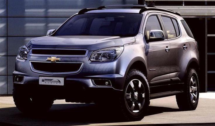 2019 Chevy Trailblazer Price, MPG, Interior, and Release Date Rumor - Car Rumor | Chevrolet ...