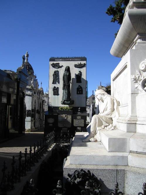 photos from La Recoleta in Buenos Aires