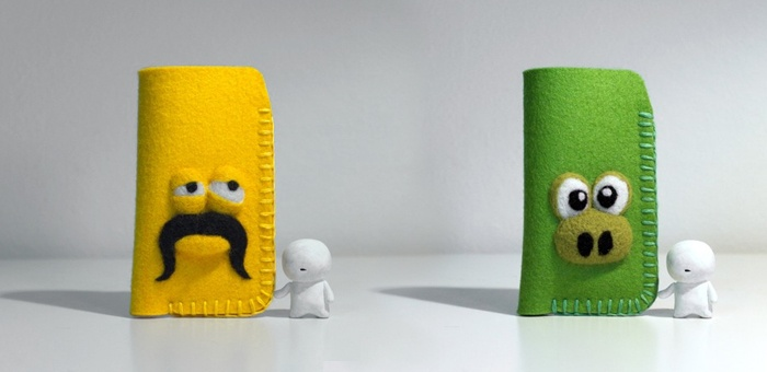 #felt crafts, feltFelt Ipods, Ipods Cases, Hoesjes, Ipod Cases, Phones Cases, Felt Mobiles, Angry Birds, Mobiles Phones, Crafts
