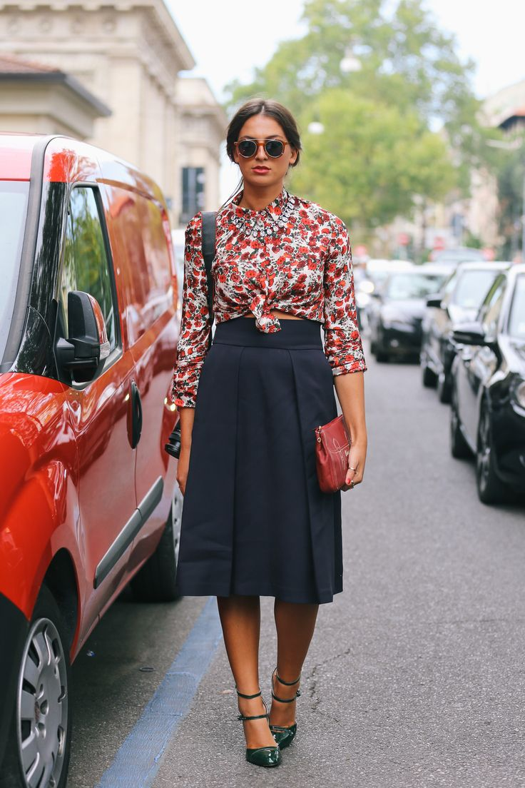 Top 25  best High waisted skirt outfits ideas on Pinterest ...