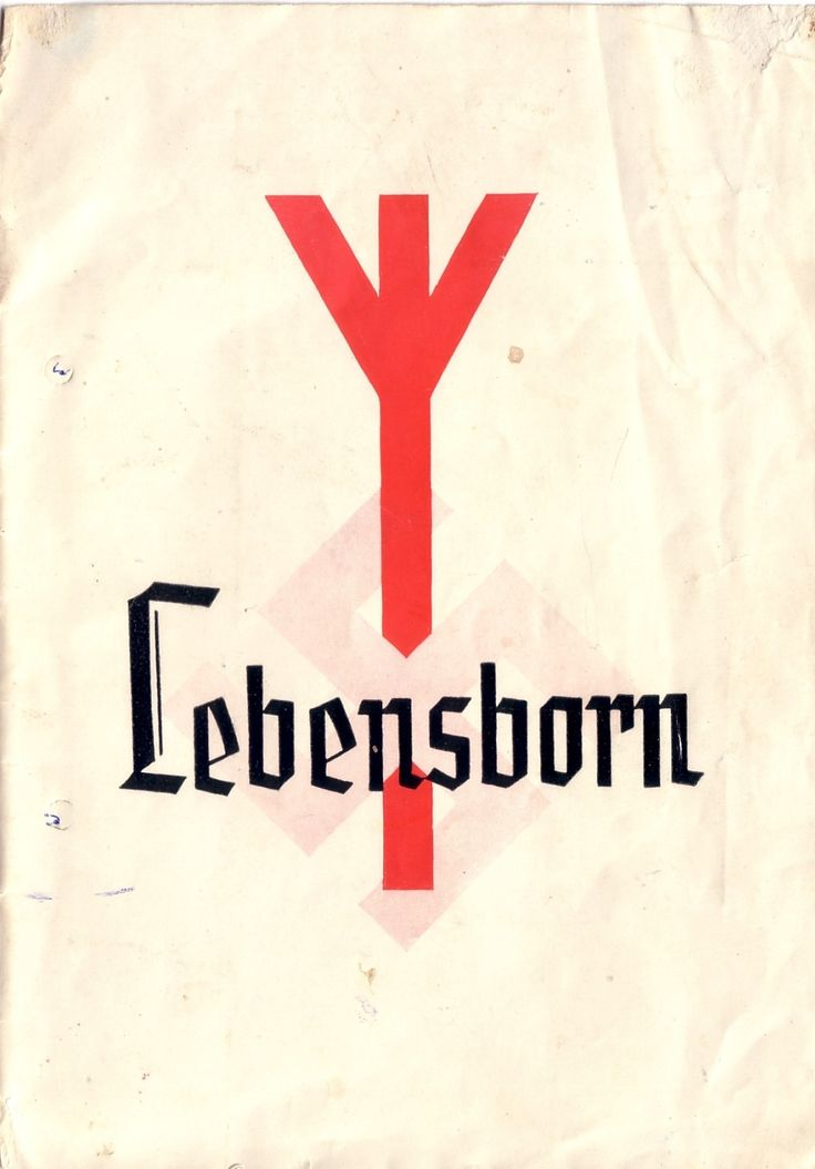NAZI BREEDING PROGRAM BEGINNINGS OF MKULTRA EUGENICS TORTURE. MANIPULATING HUMAN GENETICS, Lebensborn brochure for the expectant mother (Home resin in Wernigerode 1943