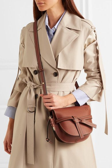 8ffcce46510d Dramatic LOEWE Slip Knot Crossbody Bag | Shared Cute Pics | Loewe ...