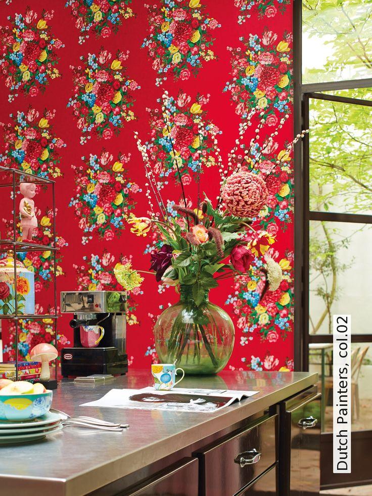 kuhles tapeten landhausstil wohnzimmer gallerie pic der eeefbcdded red wallpaper bedroom wallpaper