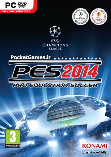Download Free Game Pro Evolution Soccer 14   Pes 14 Full Version Direct Links
