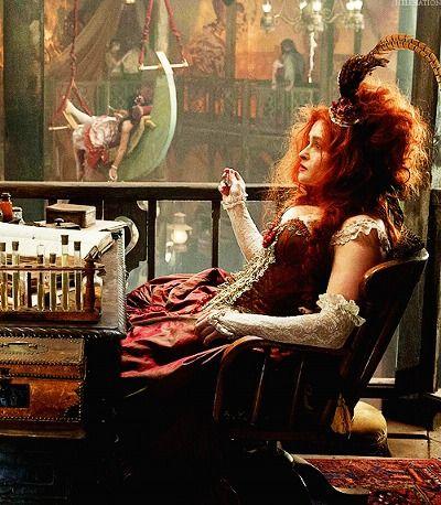 Helena Bonham Carter in The Lone Ranger.