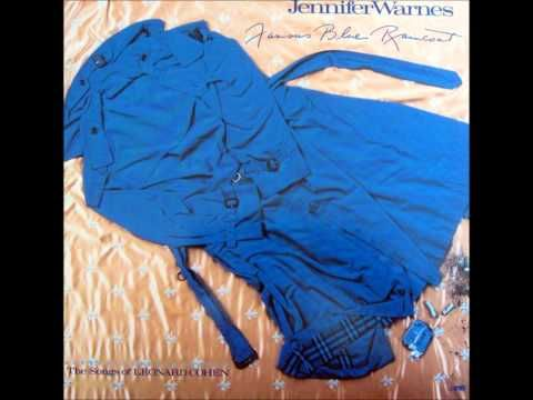Jennifer Warnes - Bird on a Wire (Cohen)The Songs of Leonard Cohen From FAMOUS BLUE RAINCOAT. One of my all time favourite albums. It is a masterpiece start to finish!
