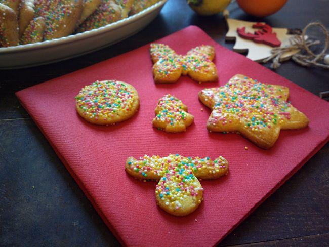 Befanini - Biscotti lucchesi per l'Epifania. dalle mie parti la tradizione della befana è molto forte, come del resto molte leggende e racconti popolari.